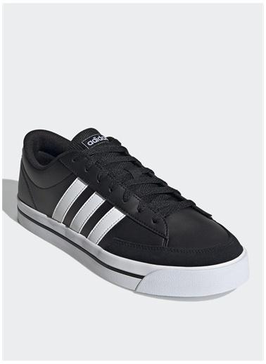 adidas adidas H02210 RETRO VULC TRAINER Erkek Lifestyle Ayakkabı Siyah